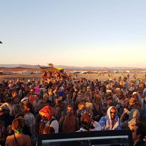 Afrika Burn 2019 @ Cobracabana (Thursday Sunset)