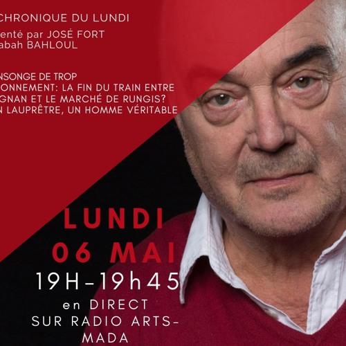 La Chronique Du Lundi 6 Mai 2019