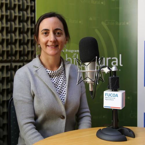 Chile Rural: Entrevista a María Emilia Undurraga, directora nacional de ODEPA