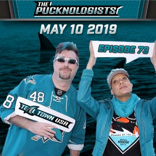 The Pucknologists - EP 73 - Round 2 - San Jose Sharks vs Colorado Avalanche