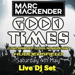 Marc Mackender Live At Goodtimes 4.5.19