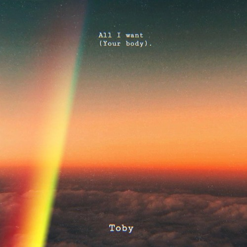 ALL I WANT (YOUR BODY) - TOBY