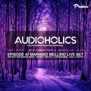 Mariano Mellino @ Audioholics 047 (Sudbeat Showcase, Westerunie