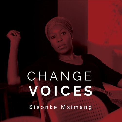 Episode 1 - Sisonke Msimang talks about amplifying your voice and speaking out