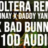 Soltera Remix - Lunay X Daddy Yankee X Bad Bunny [10D AUDIO] 🎧 Portada del disco