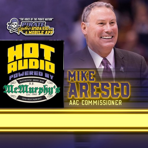 HOT AUDIO: AAC Commissioner Mike Aresco joined Troy D & Ellerbe on Pirate Radio Live 051019