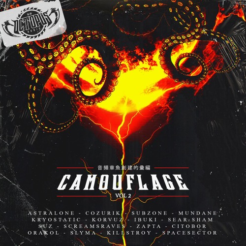 VA - CAMOUFLAGE VOL. 2 2019 [LP]