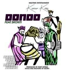 Kwaw Kese - Dondo Ft Skonti Prod Tony Gyngz