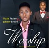 Noah praise, a Nigerian   gospel artiste just   releasing his long   awaited single titled   'Worship rise' with a   fellow colleague Johnny   Brown  The song is a highly   spiritual and energized   song produced by   X.Timm sounds   'Worship rise' is a