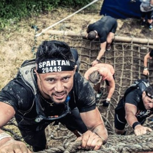 "VOICE OVER (TV REALITE): ""Spartan Race"""