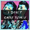 Justin Bieber, Ed Sheeran - I Don´t Care [REMIX]