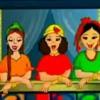 Download فقرة حلويات رمضان مع نورهان من برنامج رمضان كريم الحلقة 5 مهلبية البلح Mp3