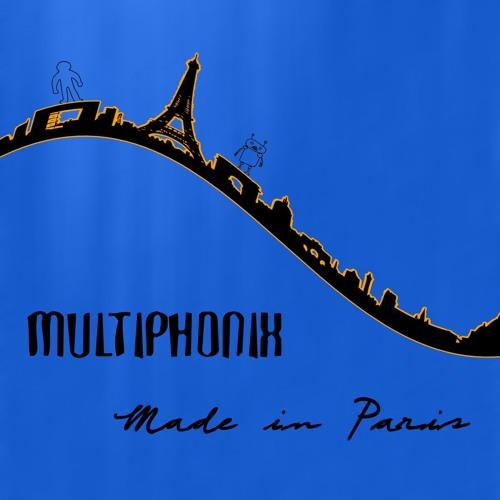 Made In Paris : 1st album by Multiphonix