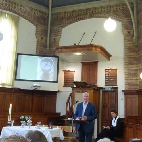 Dienst 11 Mei 2019 in Nieuwland ds Pascal Handschin