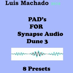 Pads 2019 Presets For Dune 3
