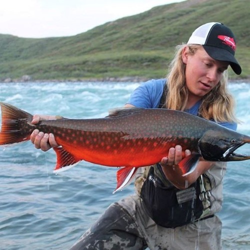 50 Chance Prestie, Fisheries Biologist and Guide