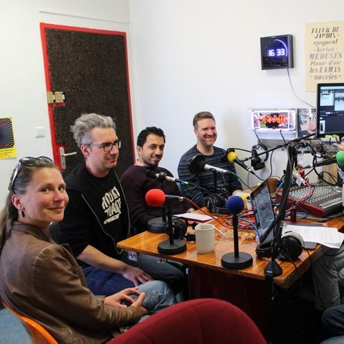 ITW Les Vivants   Ali Thareb, Maud Leroy, Julien D'Abrigeon, Alexandra Swistak et Boris James