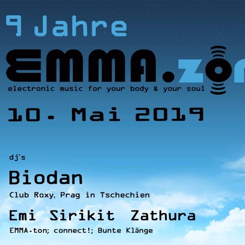 9 Jahre EMMA.zone @ Schlachthaus [DE] (May 10, 2019)