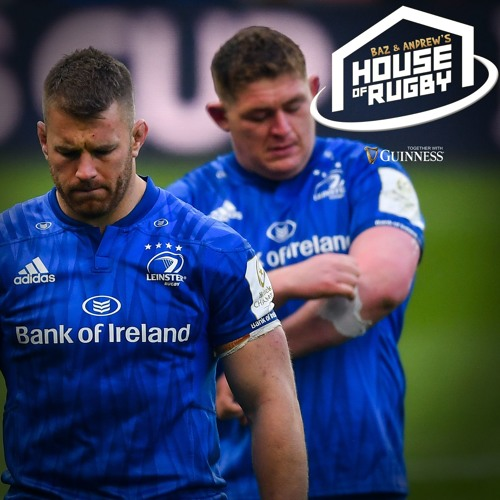 Episode 31 - Saracens plunder Leinster's crown, Johnny Sexton reaction & Jerry Flannery interview