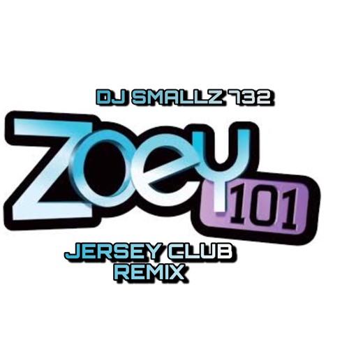 Zoey 101 Theme Jersey Club Remix Djsmallz732 By Dj