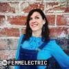 Femmelectric   Fault Radio DJ Set at Slate Art, Oakland (May 11, 2019)