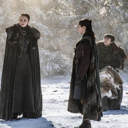 """TV Core-ner Podcast, """"Game of Thrones:"""" Season 8, Episode 4, """"The Last of the Starks"""""""
