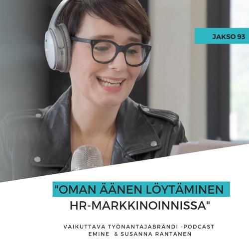 Oman äänen löytäminen HR-markkinoinnissa
