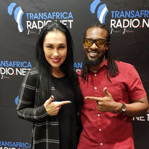 Founder Of Just You Model & Artist Management SA - ELLSIE B & PETER On UTOPIA With KEA 10:05:2019