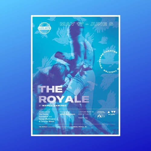 The Royale Podcast Ep 1 (Inside The Play with the cast)
