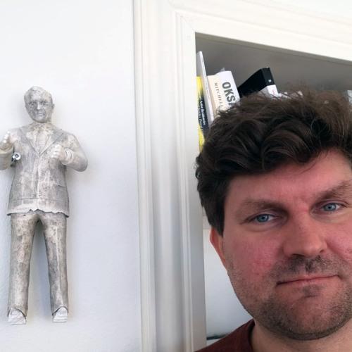 Osa 19 - Taidekin tarvitsee ilmastotekoja, vieraana kuvataiteilija, väitöskirjatutkija Antti Majava