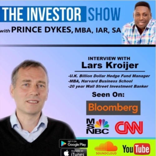 You can't beat the market but you can still profit W/ Ex Hedge Fund Manager Lars Kroijer