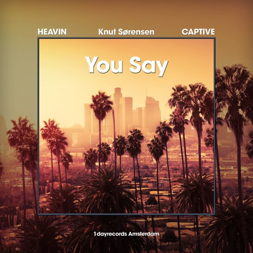 HEAVIN - You Say (Knut Sørensen Remix)
