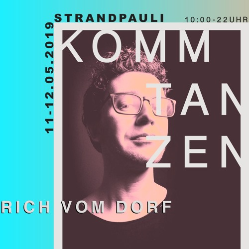 Rich Vom Dorf - Komm Tanzen Open Air (11.05.2019 warmup set)