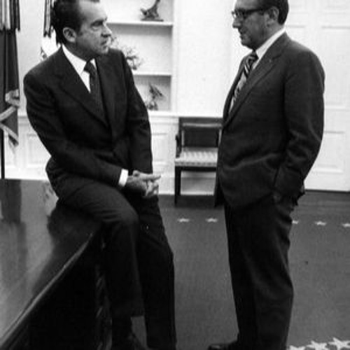 Winston Lord on Diplomacy, Grand Strategy, and Leadership in the Nixon Administration