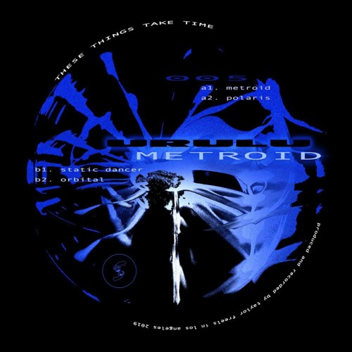 TIME005 - Urulu - Metroid EP