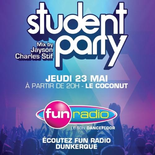 STUDENT PARTY COCONUT - Fun Radio 92.2 FM