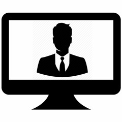 The Man on the Screen
