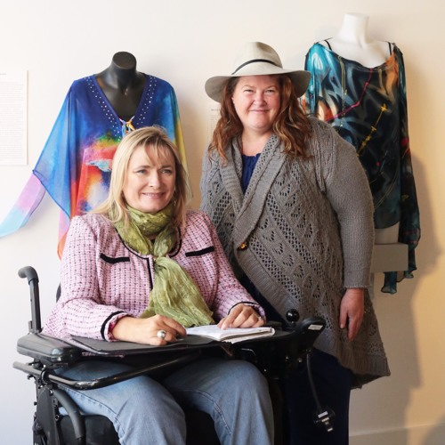 Streets of Your Town - Carol Taylor's fashion for disability