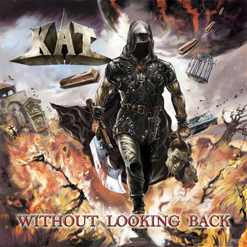 """KAT - """"Black Night In My Chair"""" (PURE STEEL RECORDS)"""