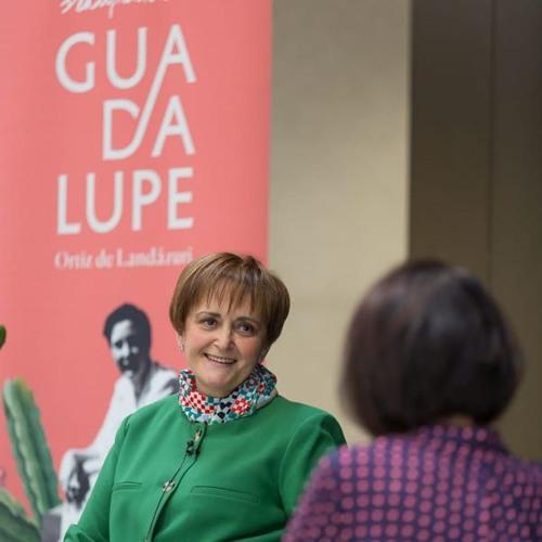 «Guadalupe Ortiz Landázuri tiene un perfil de película»
