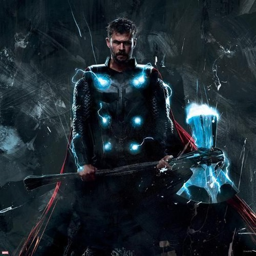 Thor Sings Old Town Road For Thanos (Avengers Endgame Parody