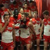 Robbie Fox Sydney Swans post-game v Essendon May 2019