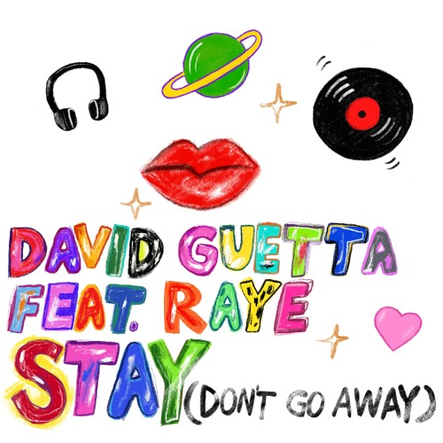 David Guetta Feat  Raye - Stay (Dont Go Away)(Acapella)FREE DOWNLOAD