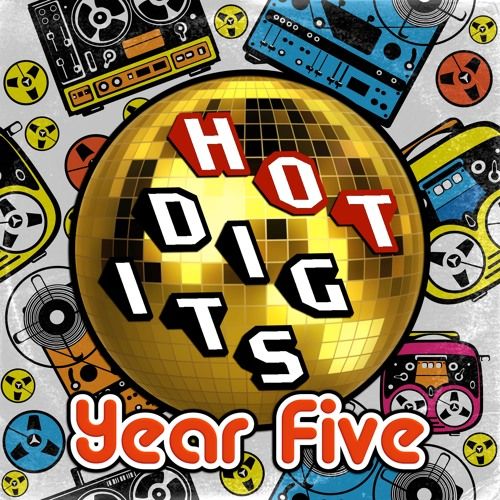 Hot Digits Year Five Promo Mix