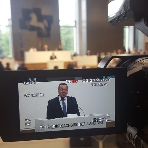 Boris Pistorius zu TOP 4 Änderung Niedersächsischen Gesetzes über die öffentliche Sicherheit