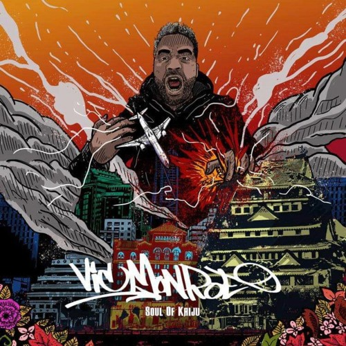 VicMonroe - Rap Monsta Ft. Ruste Juxx & Dj Grazzhoppa(prod.The SOULution)