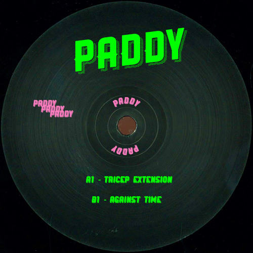 Four Four Premiere: PADDY - Against time