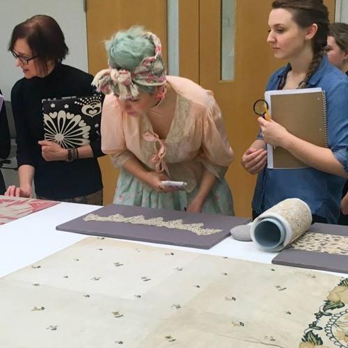 86. CSA Series: Scholars' Roundtable and NYU Costume Studies with Nancy Deihl