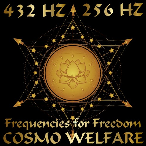 432 HZ 256 HZ - Frequencies for Freedom