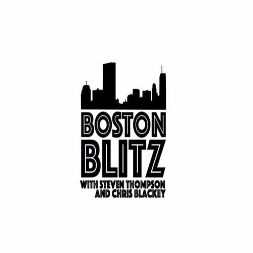 Boston Sports Blitz - Ep 91 -  Bruins steam rolling Hurricanes, Red Sox hot streak